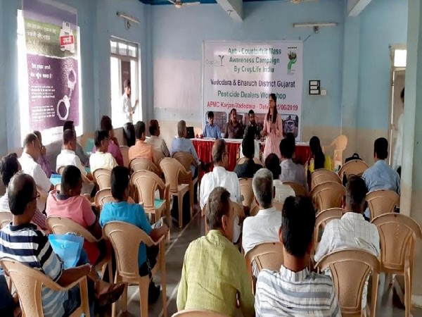 Workshop for Pesticide Dealers at Vadodara