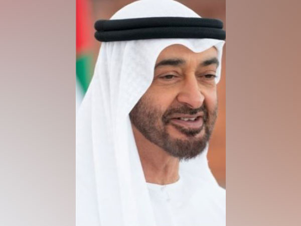 Abu Dhabi Crown Prince Mohammed bin Zayed Al Nahyan (File Photo)