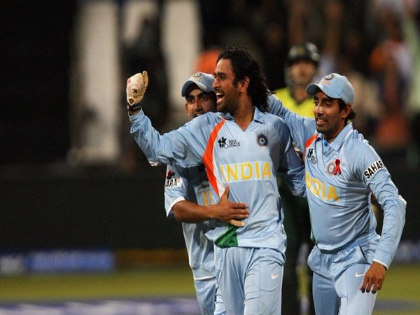 India defeated Pakistan in T20 WC through bowl-out. (Photo/ ICC Twitter)