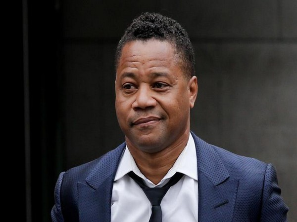 Actor Cuba Gooding Jr