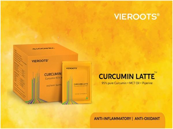 Curcumin Latte