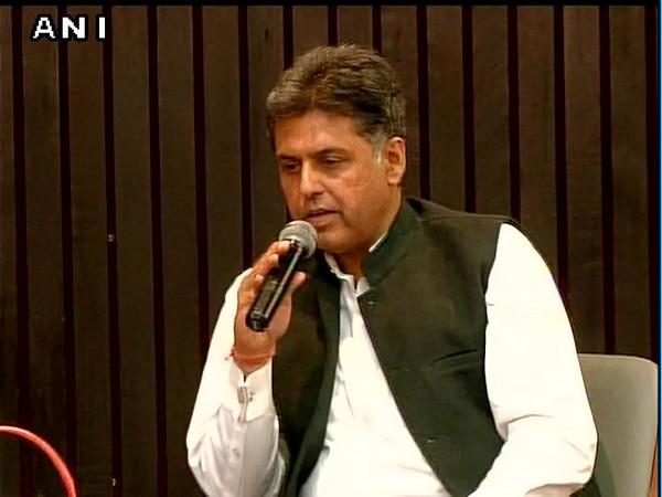 Congress MP Manish Tewari (File Photo/ANI)