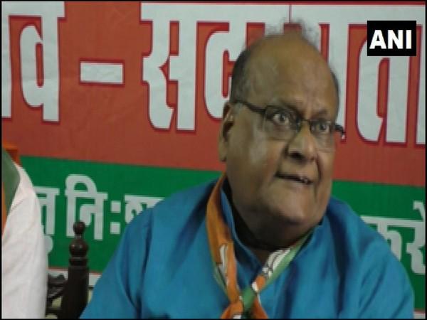 BJP MLA Kali Charan Saraf