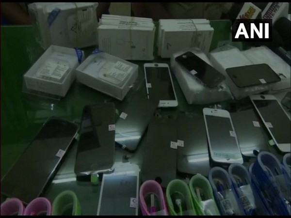 Puducherry police arrested a person and recovered duplicate accessories of iPhones worth Rs 2 lakh,
