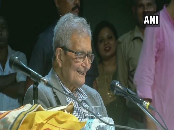 Nobel laureate Amartya Sen. Photo/ANI