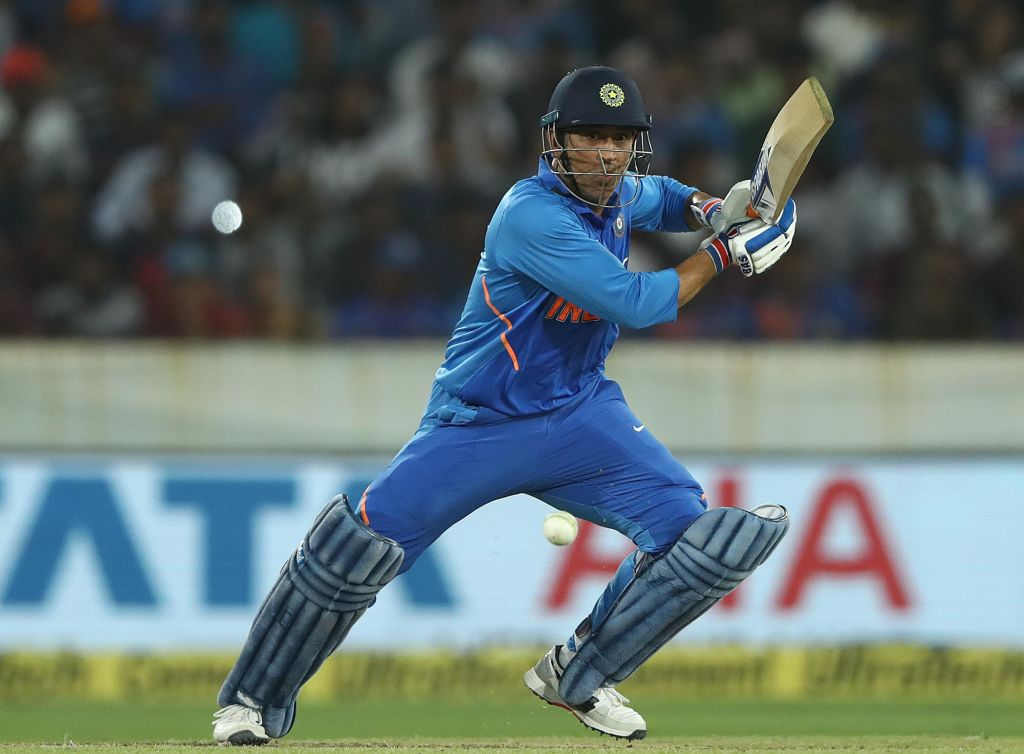 Indian player during the first ODI against Australia in Hyderabad Photo/BCCI Twitter