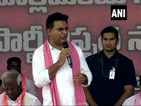 TRS working president K.T.Rama Rao (File Photo)