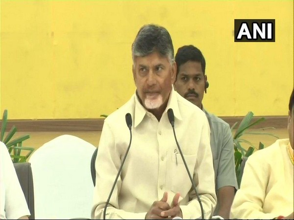 Andhra Pradesh Chief Minister N. Chandrababu Naidu (File Photo)