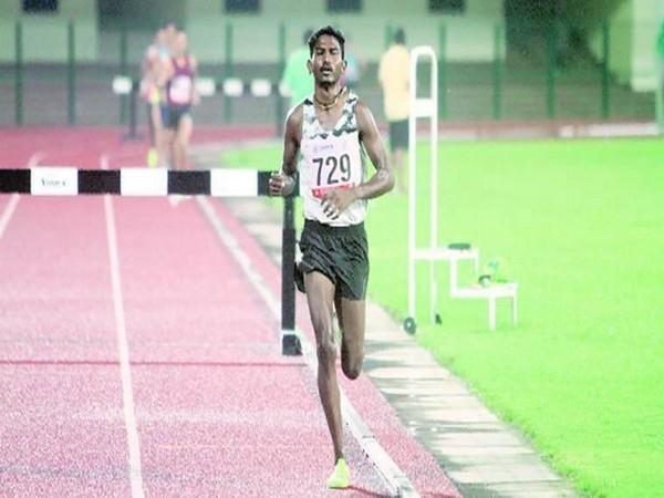 Avinash Mukund Sable (Photo: Twitter/SAI Media)