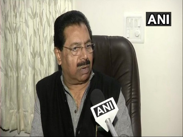 Congress leader PC Chacko speaks to ANI in New Delhi on Tuesday. [Photo/ANI]