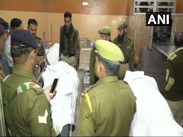 Visuals from the Udhampur hospital where CRPF jawan who shot his colleagues is being treated