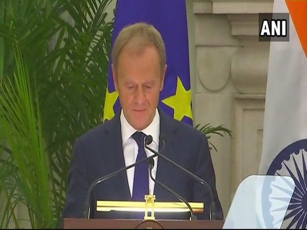 Donald Tusk, the President of the European council (file photo)