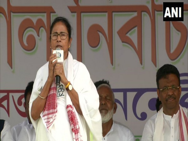 West Bengal CM Mamata Banerjee [File Photo/ANI]