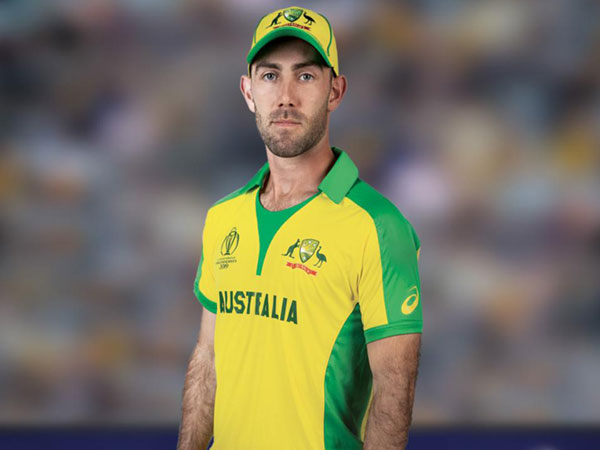Australia's Glenn Maxwell