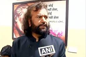 Singer Hans Raj Hans to contest from North West Delhi constituency on a BJP ticket (File Photo/ANI)