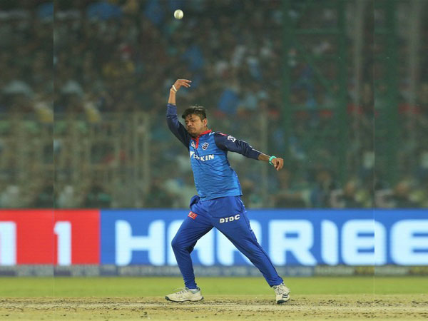Nepal spinner Sandeep Lamichhane (Photo/ Delhi Captials Twitter)
