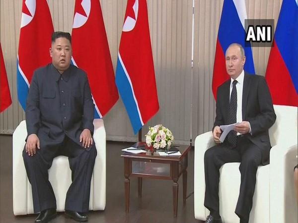 Vladimir Putin and Kim Jong-un held their maiden summit in Russia's eastern port city of Vladivostok on Thursday