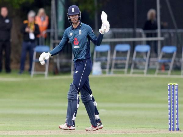 Wicket-keeper batsman Ben Foakes (Photo/ICC twitter)