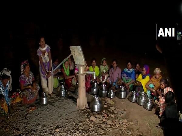 A visual from Valsad, Gujarat [Photo/ANI]