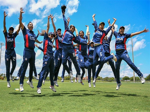 Team USA Women (Photo/usacricket Twitter)