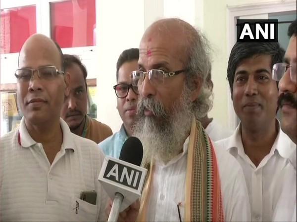 Union minister and BJP MP Pratap Chandra Sarangi (file photo)