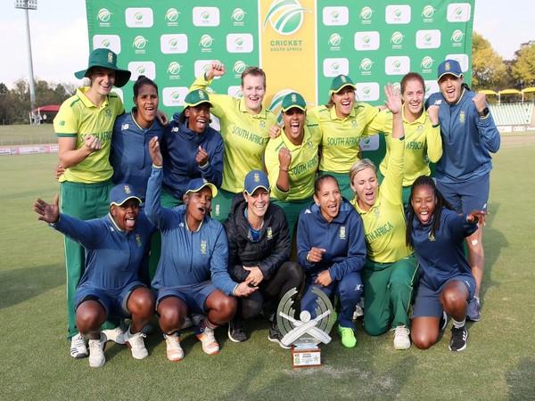 Team South Africa (Photo/CSA Twitter)