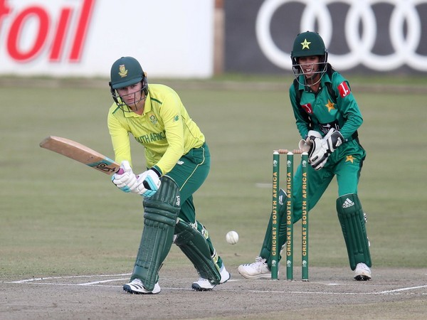 South Africa's Lizelle Lee in action (Photo/CSA Twitter)
