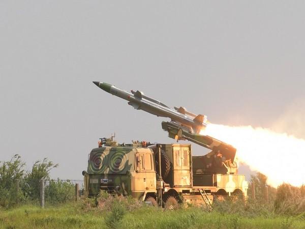Akash missile system (File photo)