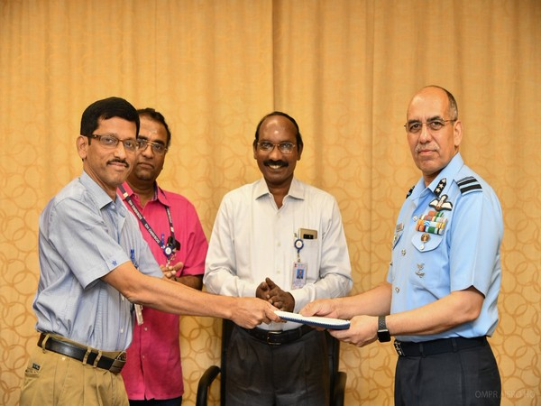 "IAF has signed an MoU with ISRO for crew selection and training for the ""Gaganyaan"" mission."