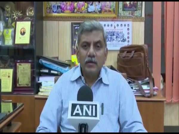 Dr KV Raman, Director of Department of Health and Family Welfare Service, speaking to ANI on Wednesday. Photo/ANI