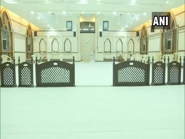 Masjid-e-Quba in Hyderabad