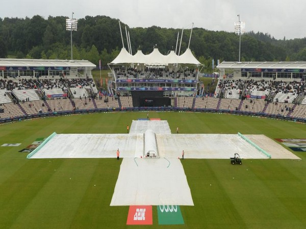 Clash between South Africa and Windies was called off on Monday. (Photo/ICC Twitter)
