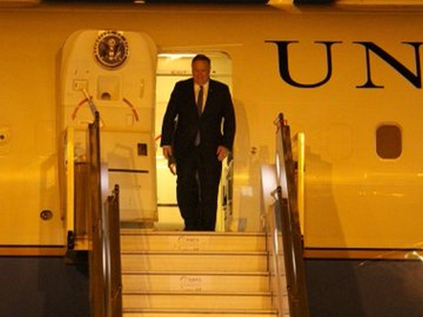 US Secretary of State Michael Pompeo arrives in India on Tuesday.