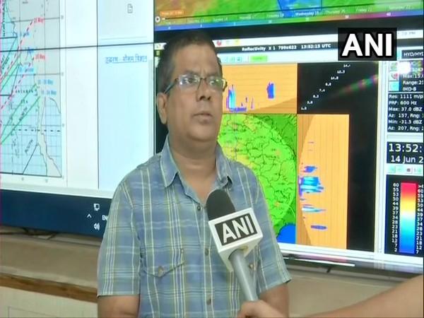 Mukund Rao, Meteorologist, IMD Hyderabad