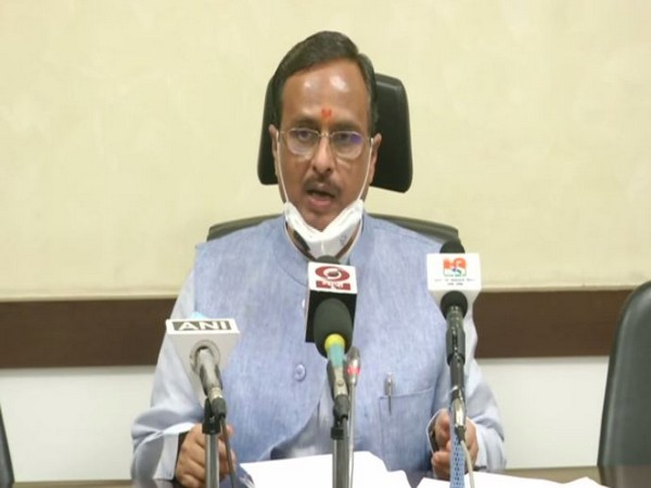 Uttar Pradesh Deputy Chief Minister Dinesh Sharma