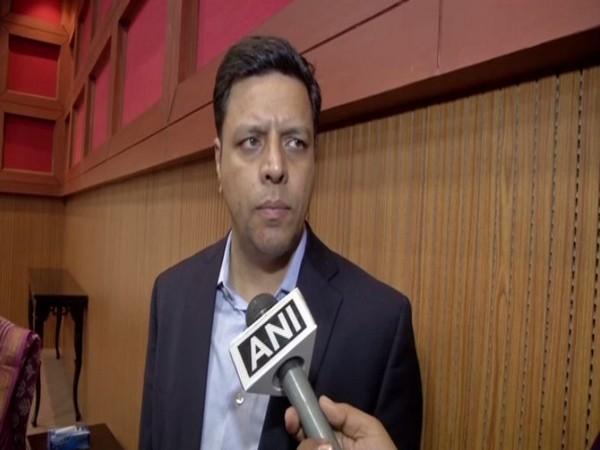 Jammu Divisional Commissioner Sanjeev Verma speaking to ANI on Tuesday.