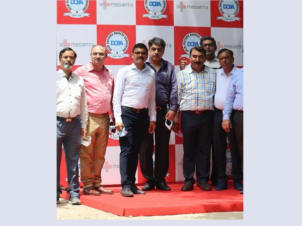 DCBA organizes Covid -19 vaccination camp for Customs Brokers