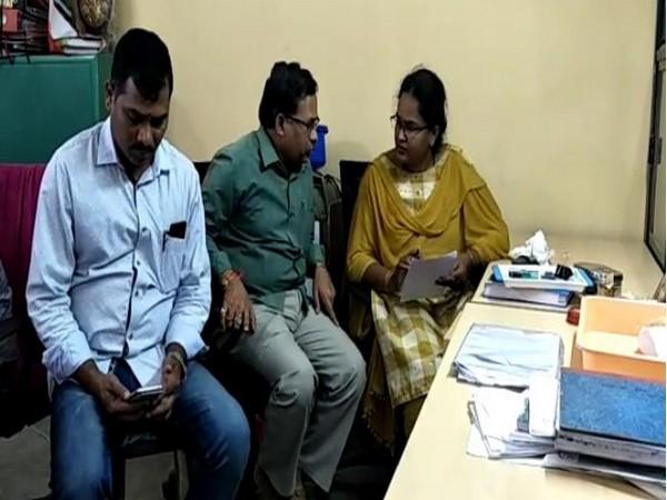 Raid was conducted under ACB DSP Shakila Bhanu