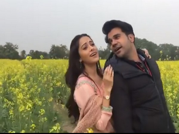 Actors Rajkummar Rao, Nushrratt Bharuccha (Image Source: Instagram)