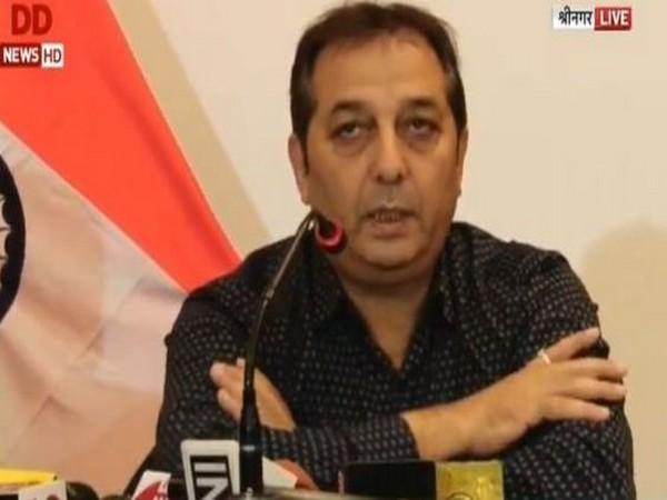 Srinagar Divisional Commissioner Baseer Khan (Picture credit: DD News)