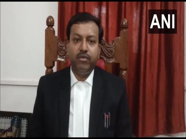 District Government Counsel (Crime) Arun Prakash Saxena. (Photo/ ANI)