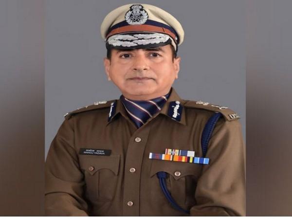Haryana Director General of Police (DGP) Manoj Yadava