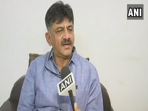 Karnataka Pradesh Congress Committee President, D K Shivakumar (File Photo)