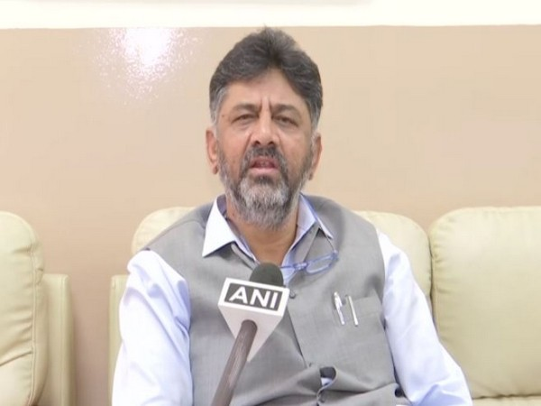 KPCC chief DK Shivakumar (File Photo/ANI)