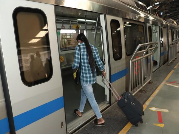 Visual of Delhi Metro (Photo/DMRC)