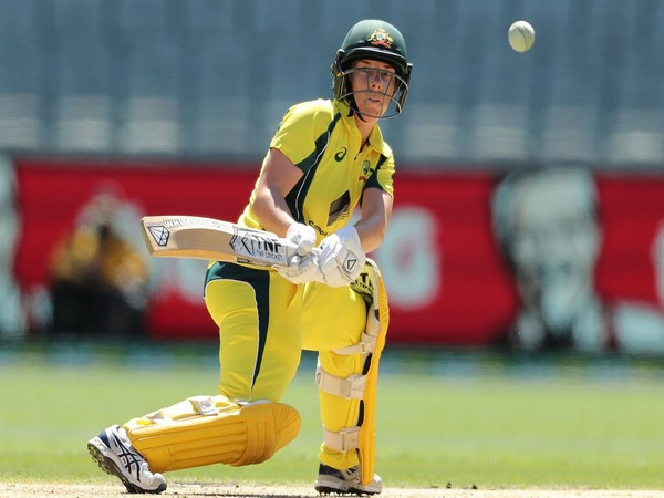 Australia batter Elyse Villani (Photo/SouthernStars Twitter)