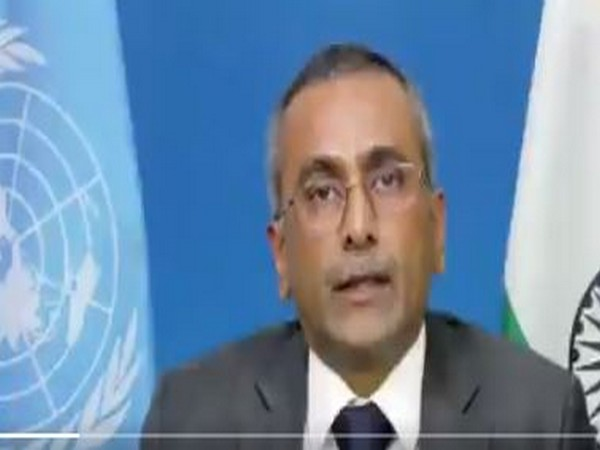 India's Deputy Permanent Representative-Political Coordinator to the UN R.Ravindra