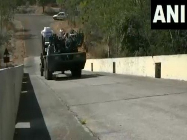 The howitzer has been developed by the Defence Research Development Organisation (DRDO). [Photo/ANI]