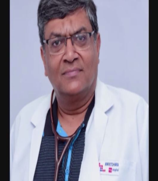 Haryana-based doctor and Managing Director of Amritdhara Hospital, Dr Rajiv Gupta shot dead by bike-borne assailants in Karnal on Saturday.