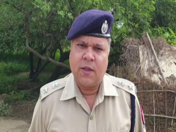 Superintendent of Police Ranjan Verma. Photo/ANI
